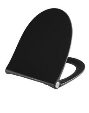 Pressalit Sway Norden toiletsæde med soft close og lift-off. Polygiene