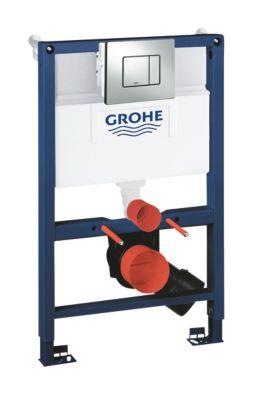 GROHE Rapid SL indbygningscisterne 3in1 WC 0