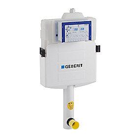 Geberit cisterne til indbygning grundmodel 3/6 Liter