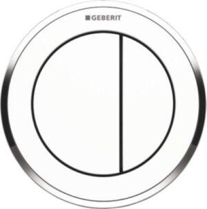 Geberit tryk Omega10 til dobbelt tryk