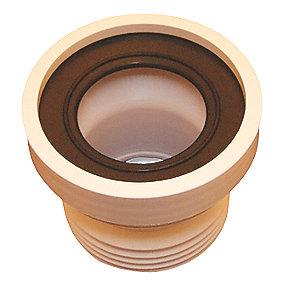 Combi Klosettilslutning Udv.98-112mm Koncentrisk
