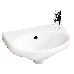 Gustavsberg 5540 Nautic håndvask 40x27