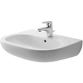 Duravit D-code håndvask 550x430 mm