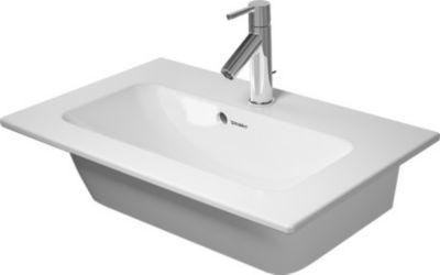 Duravit Me by Starck håndvask 630 x 400 mm. Compact med hanehul og overløb