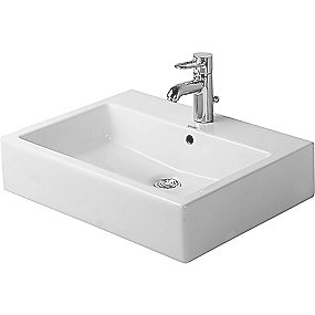 Duravit Vero håndvask 600x470 mm WonderGliss