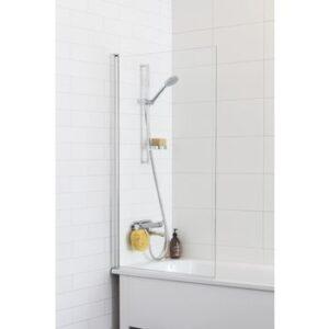 Vetro Brusevæg til badekar 750 x 1400 mm
