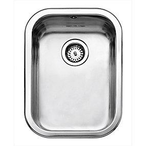 Juvel køkkenvask 540x400mm med strainer