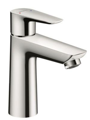 hansgrohe Talis E 110 Håndvaskarmatur med push-open bundventil