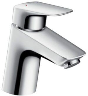 hansgrohe Logis 70 1-grebs håndvaskarmatur med push-open bundventil