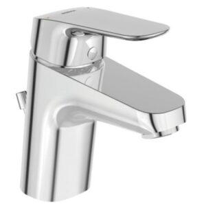Børma Ceraflex Håndvaskarmatur med bundventil 1-grebs. Krom