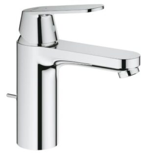 GROHE Eurosmart Cosmopolitan håndvaskarmatur med bundventil. M-size