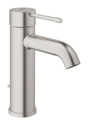 GROHE Essence New håndvaskarmatur. S-Size. Supersteel