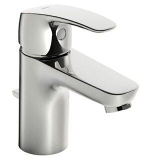 Oras Safira 1004F Håndvaskarmatur med løft op bundventil
