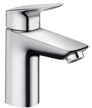hansgrohe Logis 100 1-grebs håndvaskarmatur med løft-op ventil