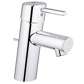 GROHE Concetto håndvaskarmatur. S Size. Med bundventil