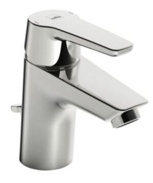 Oras Saga 3904F Håndvaskarmatur. Med bund ventil og flexslange