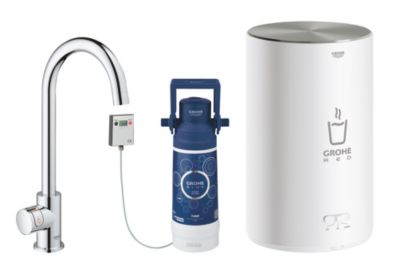 GROHE Red II Mono C-t kedel M Med rund kedel