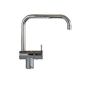 Vola KV1 køkkenvaskarmatur 1-grebs rustfrit stål