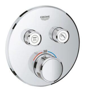 GROHE Smartcontrol indbygningstermostat med 2 funktioner