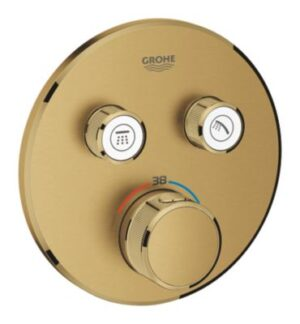 GROHE Grohtherm SmartControl brus Forplade