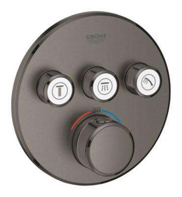 GROHE Grohtherm SmartControl termostatarmatur 3SC til indbygning
