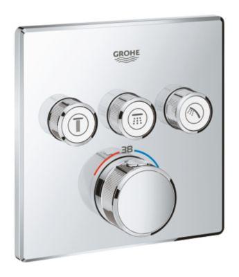 GROHE Smartcontrol termostat 3 funktioner til indbygning