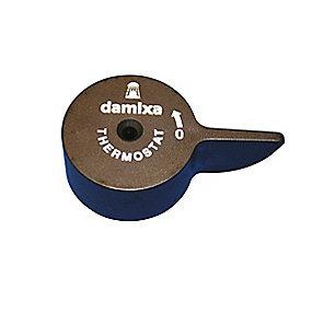 Damixa Afspærringsgreb T/br.Batt. 27856 Sort