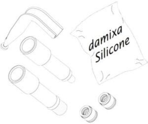 Damixa kit pakninger & fjedre