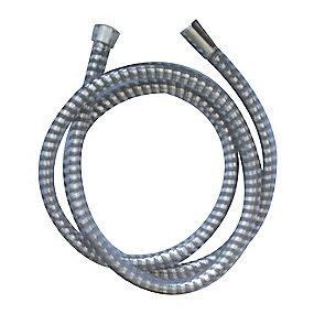 Damixa Plast bruserslange 1500 mm 1/2''. m/drejbar omløber. fork. 76650.00