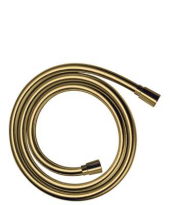 hansgrohe Isiflex'B Bruserslange 1600mm Poleret guld-optik