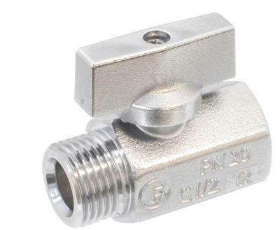 GPA Mini 581 ventil messing