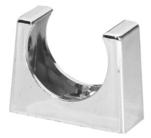 Purus Rørclips rørholder Ø32mm i forkromet plast PP plast. Passer bl.a. til 750155110