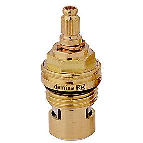 Damixa reguleringsenhed til varmt vand 13298 t/bl.batt Venus