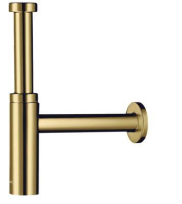 hansgrohe Flowstar S designvandlås Poleret guld-optik