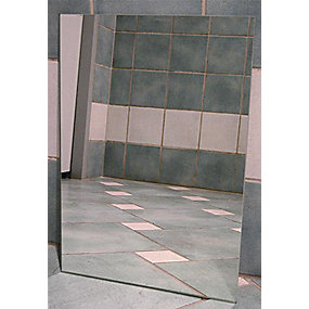 Badespejl 63 x 42 cm