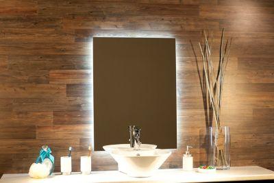 Luxor Backlight Spejl LED 800x600 Vendbart