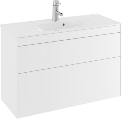 Ifö Sense møbelpakke SSMP 90 cm Compact med Sense vask