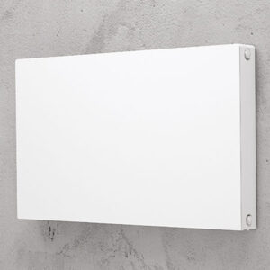 Standard plan radiator 22 – 600 x 1100 mm. 4x½ tomme