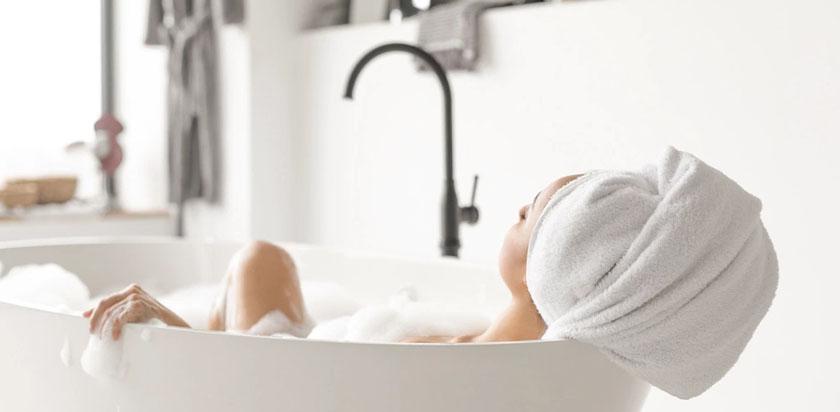 Vand fra blødgøringsanlæg giver blødere hår og sundere hår